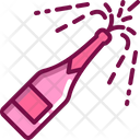 Valentine Drink Celebration Icon
