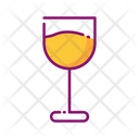 Champagne Drinl Wine Glass Icon