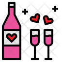 Drink Beverage Alcohol Icon