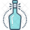 Bottleneck Spout Alcohol Icon