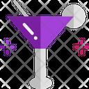 M Champagne Icon