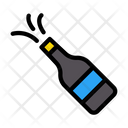 Champagne Party Celebration Icon