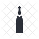 Alcohol Bottle Champagne Icon
