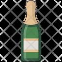Bottle Celebration New Years Icon