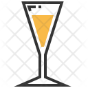 Champagne Drink Alcohol Icon
