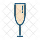 Champagne Glass Drink Icon