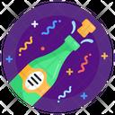 Champagne Blast Icon