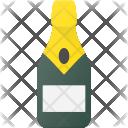 Champagne Bottle Celebrate Icon