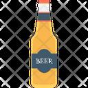 Champagne Bottle Alcohol Wine Bottle Icon