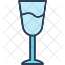 Champagne Glass Champagne Flute Drink Icon