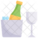 Wedding Day Party Love Icon