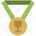 Champion Medal Pride Icon