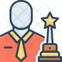 Champion Winner Prize Winner Icon