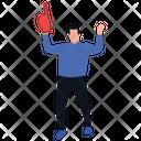 Champion Winner Achiever Icon