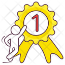 Champion Badge Icon