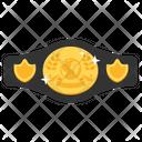 Champion Belt Boxing Champion Achievement Icon
