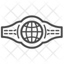 Champion Belt Icon