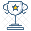 Champion Trophy Trophy Award Icon