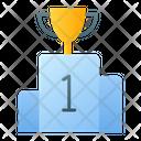 Champion Trophy Icon