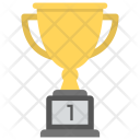 Champion Trophy Icon