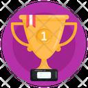 Reward Position Trophy Championship Trophy Icon