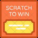 Chance Gambling Lottery Icon