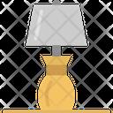 Chandelier Desk Lamp Side Lamp Icon
