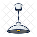 Lamp Chandelier Icon