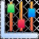 Chandlestick Icon