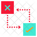 Change Wrong Icon
