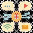 Channel Internet Media Icon