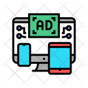 Channel Retargeting Icon