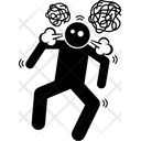 Chaos Chaotic Haywire Icon