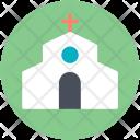 Chapel Church Religious Icon