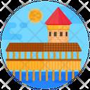 Chapel Bridge Icon