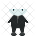 Character Pale Man Icon