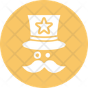 Character Illusionist Magician Icon