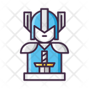 Character Armor Knight Icon