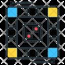 Dice Board Game Icon