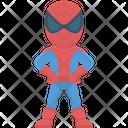 Character Mask Superhero Icon