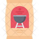 Charcoal Bag Coal Icon
