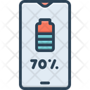 Charge Battery Battery Indicator Icon