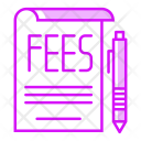 Charge Fees Icon