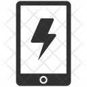 Phone Light Charge Icon