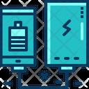 Charge Smartphone Icon
