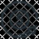 Chargeback claim Icon