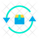 Charge Chargeback Shipping And Delivery Icon