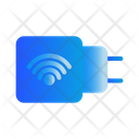 Charger Port Wireless Icon