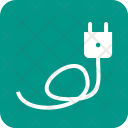 Charger Cable Plug Icon
