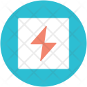 Charging Sign Flash Icon